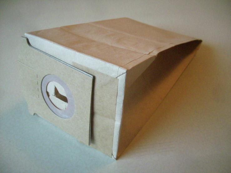 Bild 5: Staubsaugerbeutel für SIEMENS+BOSCH+PRIVILEG+...