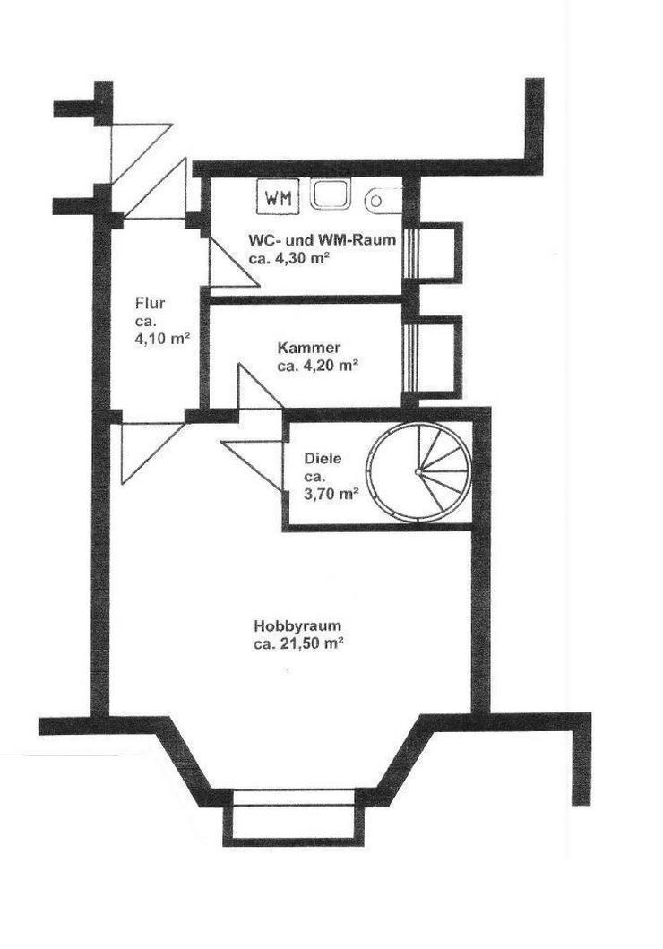 Bild 9: Sonnige 2 1/2-Zi.-Wohnung