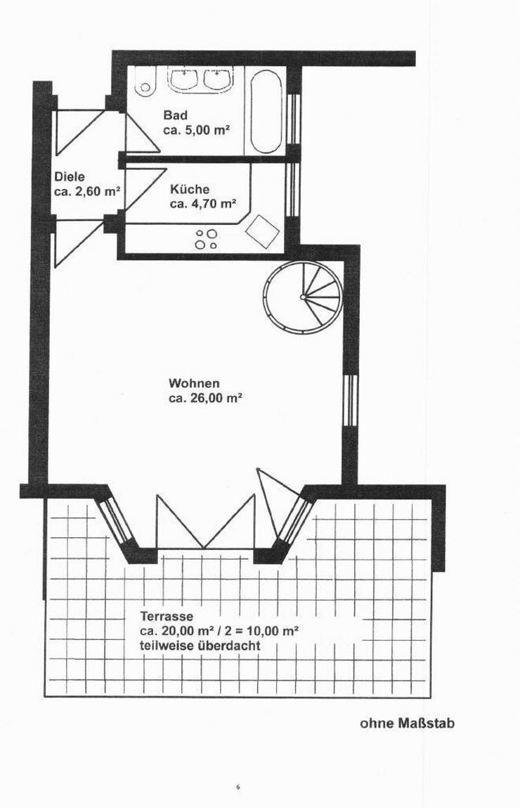 Bild 8: Sonnige 2 1/2-Zi.-Wohnung