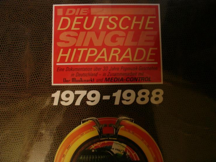 Deutsche Single Hit Parade 1979-1988 - 10 LP