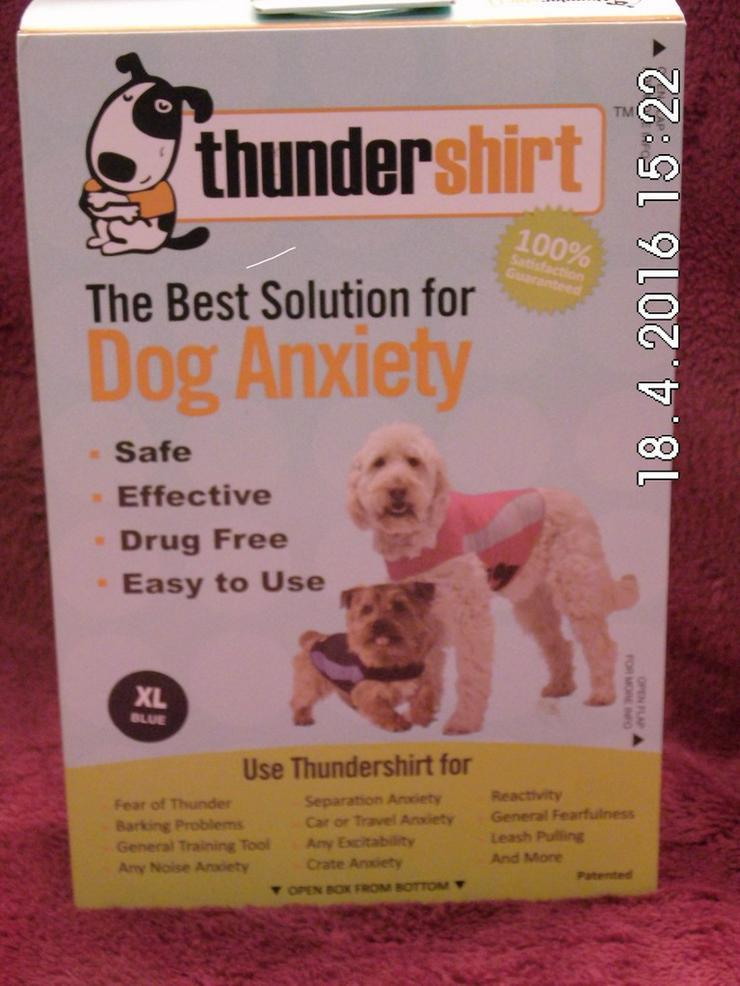 Thundershirt Beruhigungsweste Mantel