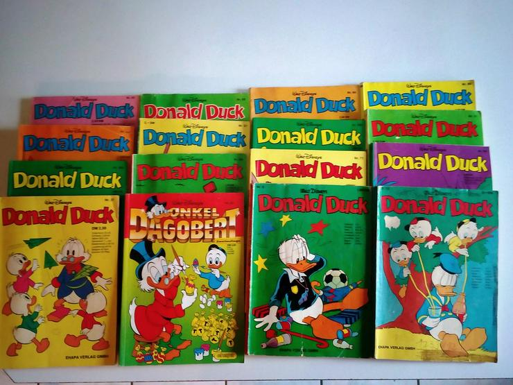 Donald Duck Taschenbücher - Kinder& Jugend - Bild 1
