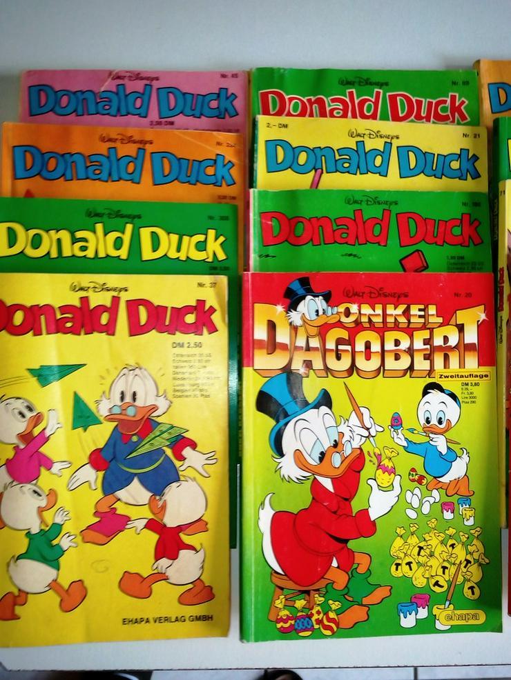 Bild 2: Donald Duck Taschenbücher