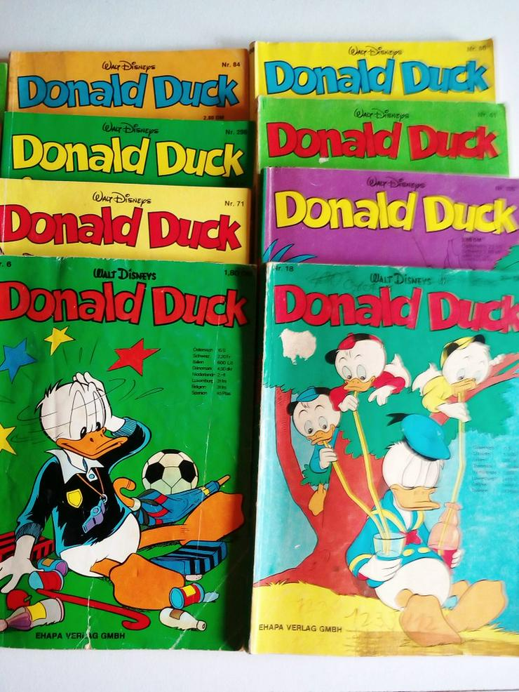 Bild 3: Donald Duck Taschenbücher