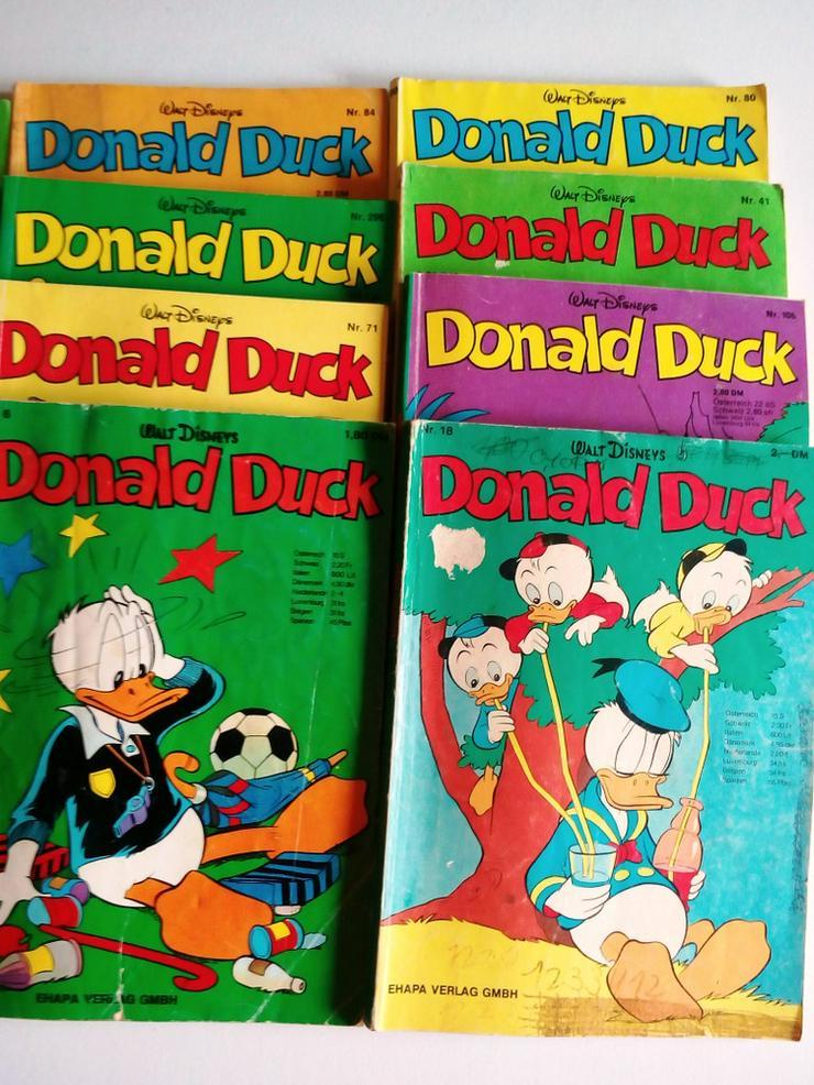 Bild 4: Donald Duck Taschenbücher
