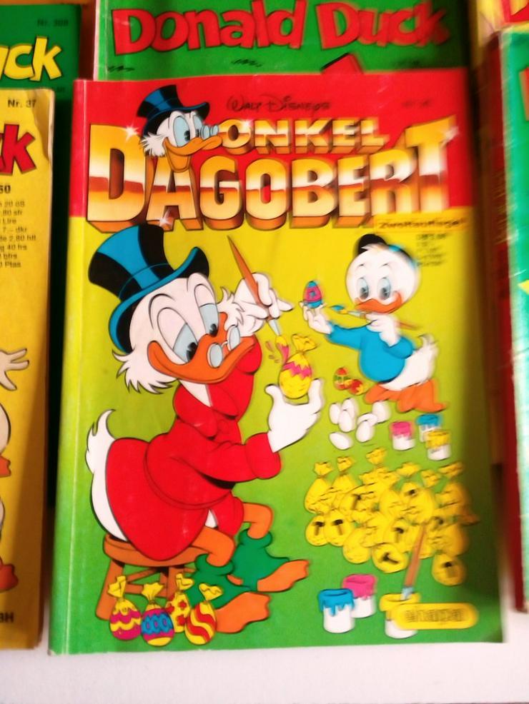 Bild 6: Donald Duck Taschenbücher
