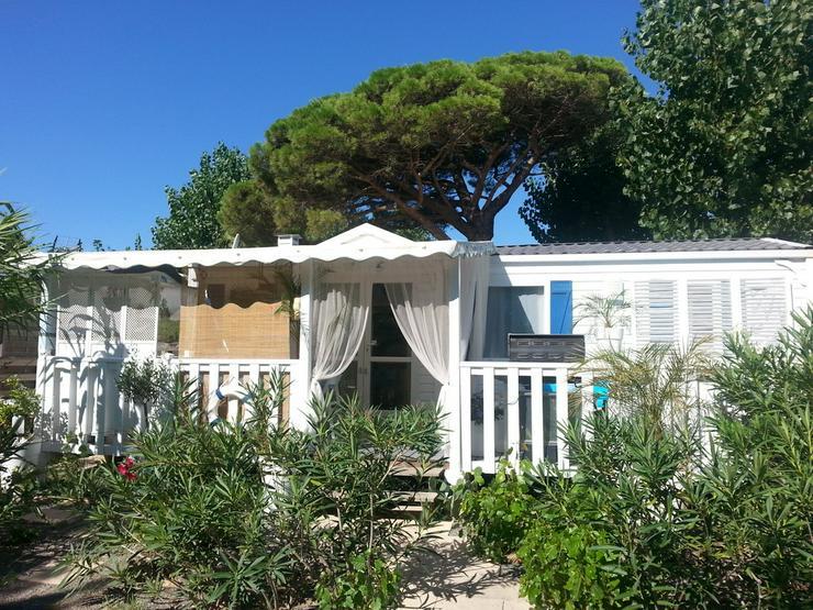 Mobilheims Frankreich St Tropez und Frejus