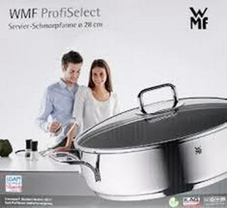 WMF  Servierschmorpfanne, Durchmesser 28 cm