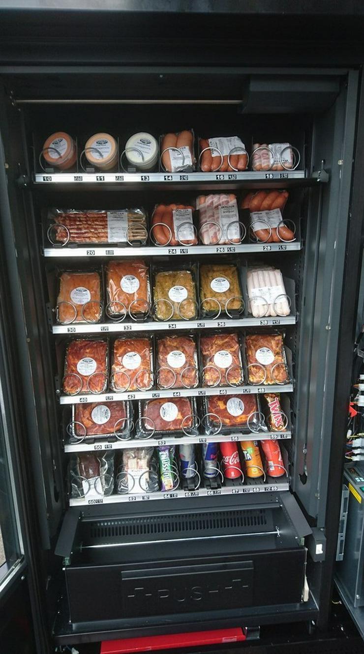 Bild 2: Grillfleischautomat Selbstvermarktung Hofladen