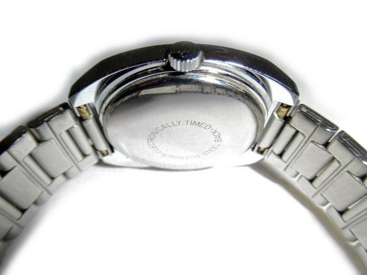 Bild 3: Seltene Armbanduhr von Osco