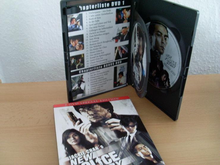 New Police Story SE 2 DVDs Jackie Chan NEU - DVD & Blu-ray - Bild 1