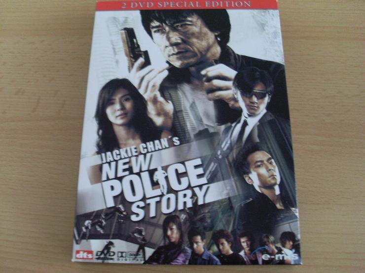 Bild 3: New Police Story SE 2 DVDs Jackie Chan NEU