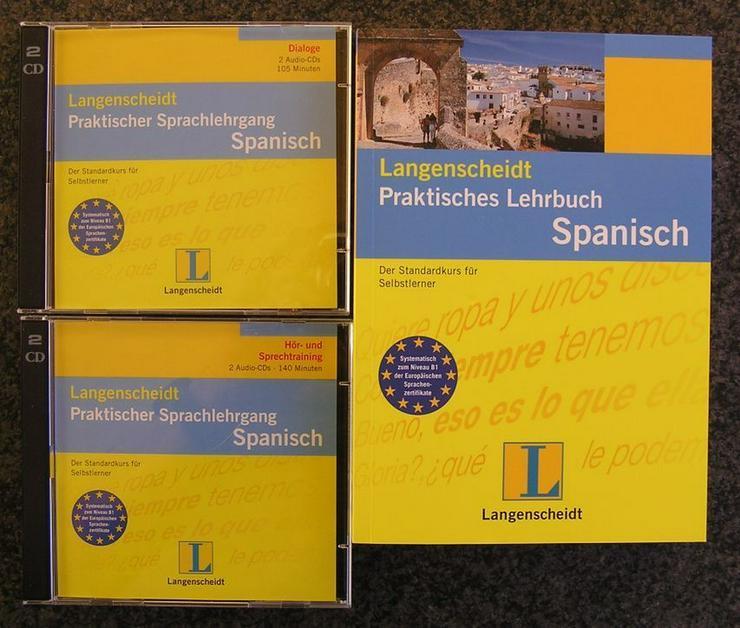 Spanisch - Praktischer Sprachlehrgang + 4 CDs