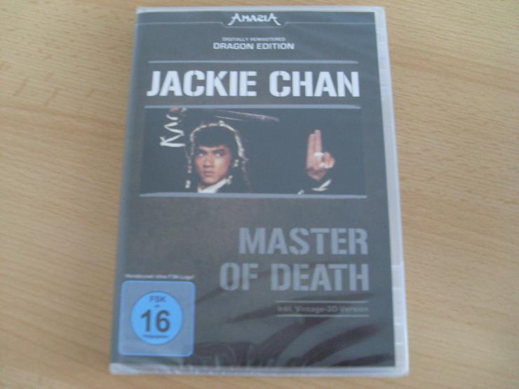 Master of Death Jackie Chan + 3D Version NEU