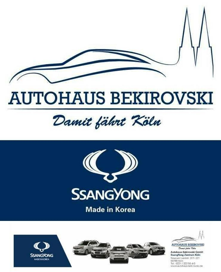 SSANGYONG Tivoli 1.6 e-XDi 2WD Quartz 6AT/Fashion-Paket/Navi/18'