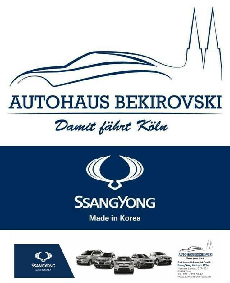 SSANGYONG Rexton W 2.2 RX220 E-XDI Executive Navi/R.Kamera/Xenon/LHZ/SSD/AHK/5-Sitzer