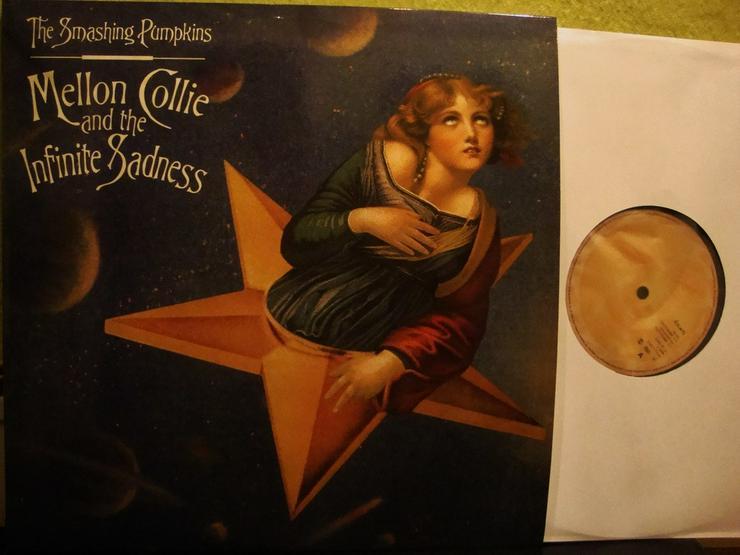 Smashing Pumpkins - Mellon Collie And The...3LP - LPs & Schallplatten - Bild 1