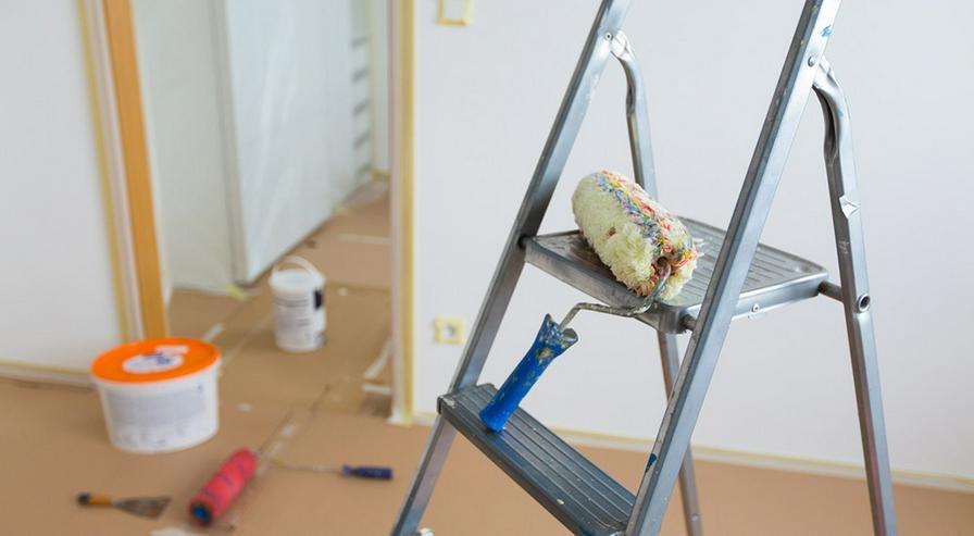 Maler Renoviert sehr Günstig für Privat