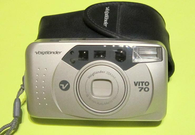 Voigtländer Vito 70 - Analoge Kompaktkameras - Bild 1