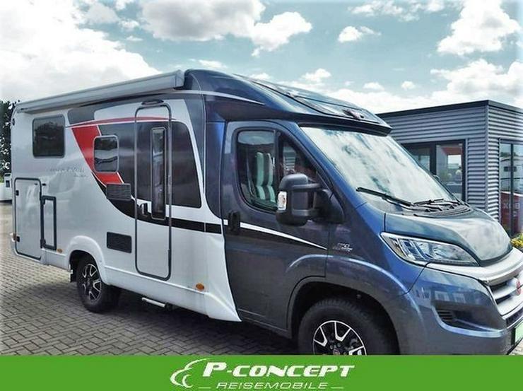 Bild 3: Buerstner Travel Van T 620 Automatik, Design-Paket-Graphit