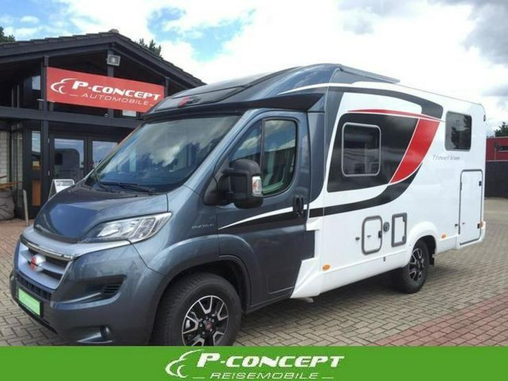 Buerstner Travel Van T 620 Automatik, Design-Paket-Graphit
