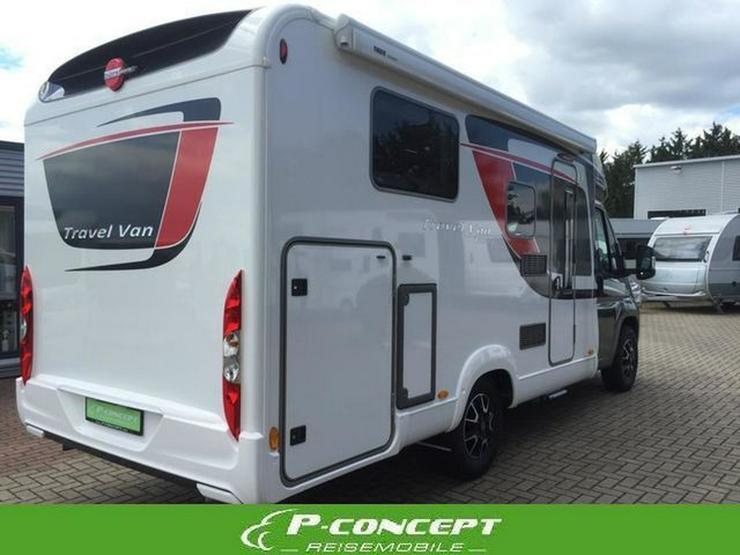 Bild 2: Buerstner Travel Van T 620 Automatik, Design-Paket-Graphit