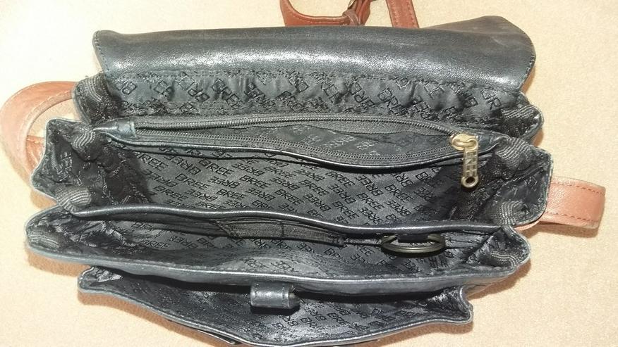 Bild 3: BREE Ledertasche Handtasche Umhängetasche