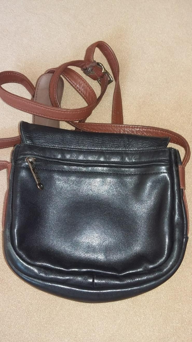 Bild 5: BREE Ledertasche Handtasche Umhängetasche