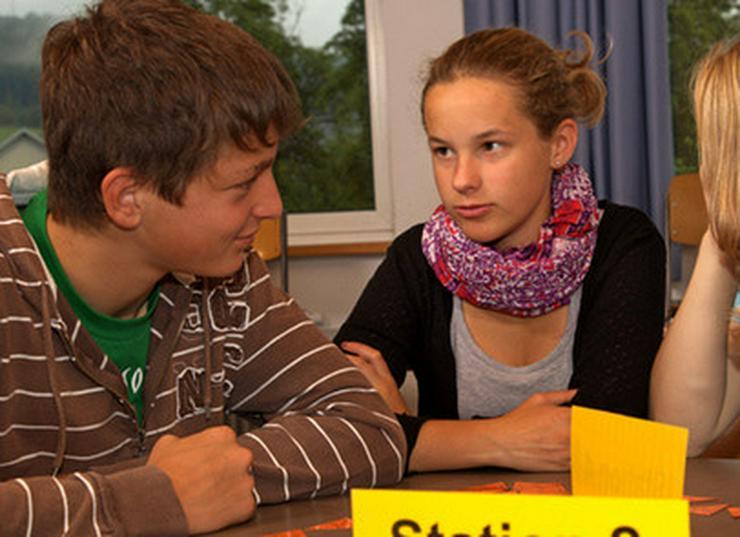 Bild 3: Englisch, Französisch, Spanisch, Deutsch Kurse