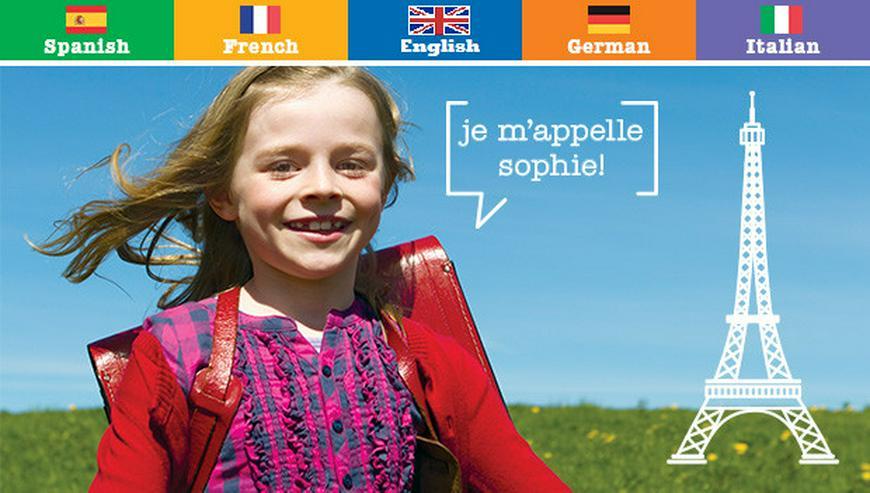 Französischkurse für Kinder und Schüler 4-15 J.