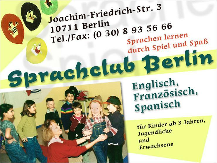 Bild 7: Französischkurse für Kinder und Schüler 4-15 J.