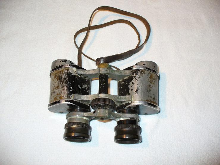 Bild 2: Fernglas Nostalgie Militär