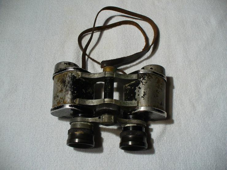 Bild 3: Fernglas Nostalgie Militär