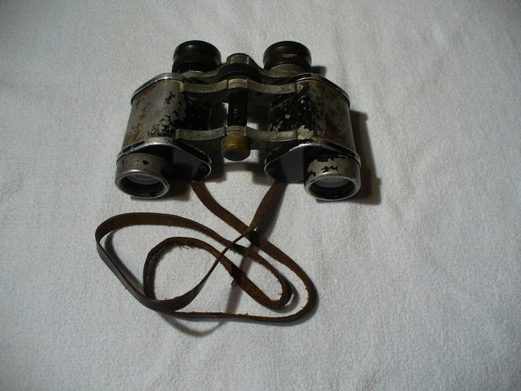 Bild 4: Fernglas Nostalgie Militär
