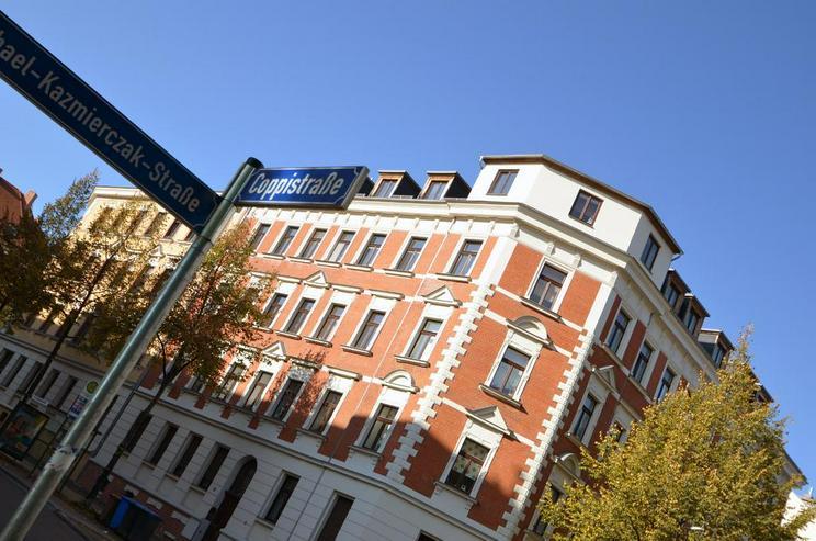 ** Hochwertig sanierte 3-Zi-Wohnung mit Balkon in Gohlis * - Wohnung mieten - Bild 1