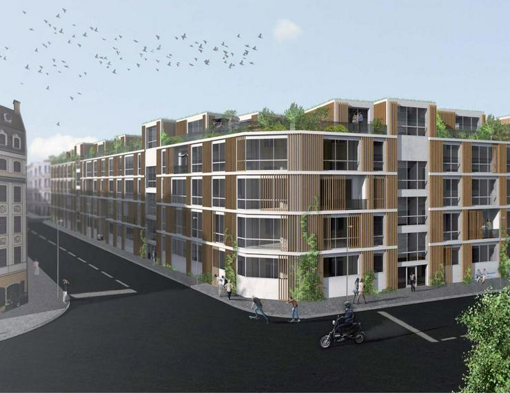 neubau kapitalanlage wohnquartiere st tteritz mit 6. Black Bedroom Furniture Sets. Home Design Ideas