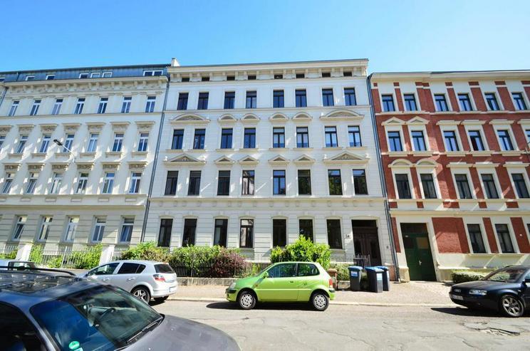 * Familien aufgepasst * 3-Zi. mit Balkon und Parkett in Gohlis * - Wohnung mieten - Bild 1