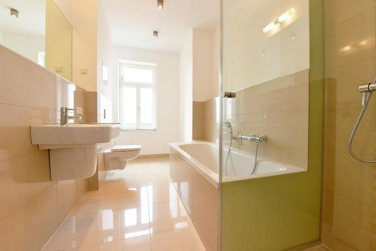 Bild 3: ERSTBEZUG nach hochwertiger Sanierung * 3 Zimmer * eigener Garten * Parkett/FB-Hzng. * u. ...