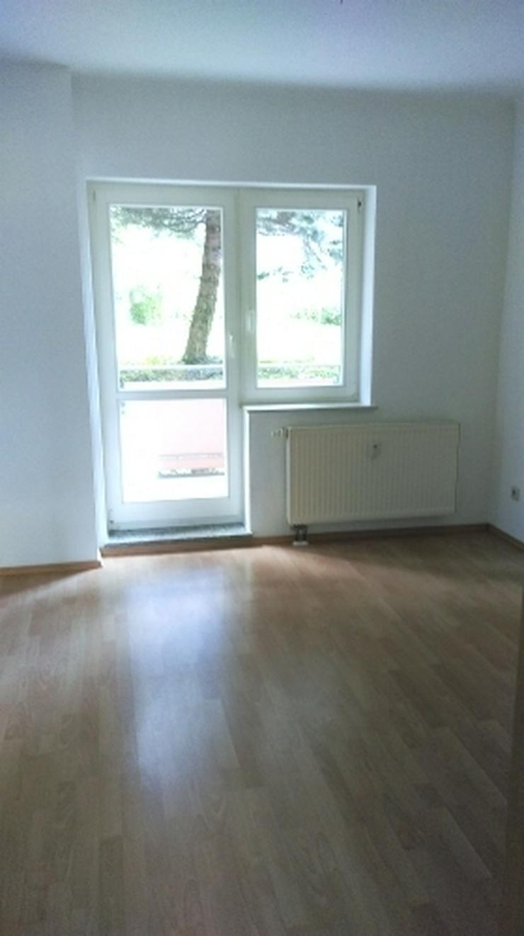 Bild 3: Kleine 2-Raum-Wohnung mit Balkon