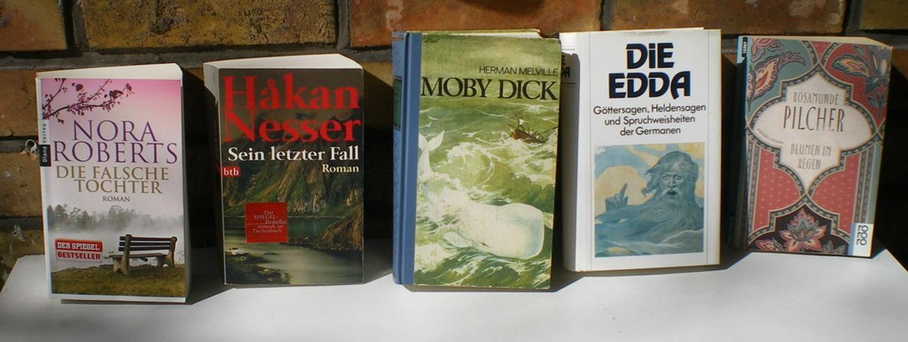 Bild 2: Bücher / Romane 4 Stück (FP)