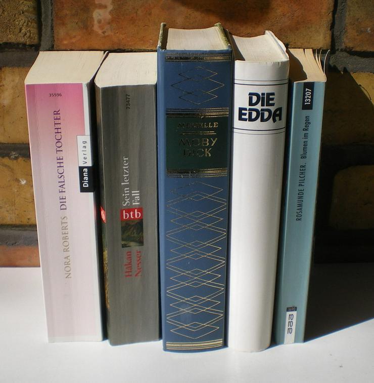 Bild 3: Bücher / Romane 4 Stück (FP)