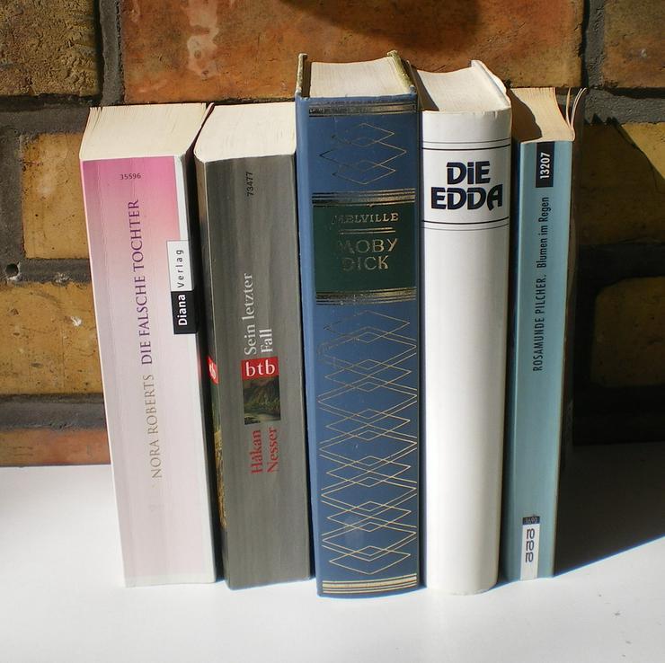 Bild 4: Bücher / Romane 4 Stück (FP) noch 1 x Preis runter gesetzt !