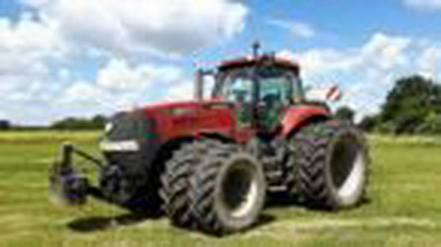 Bild 3: Exklusives Erlebnis: Traktor fahren