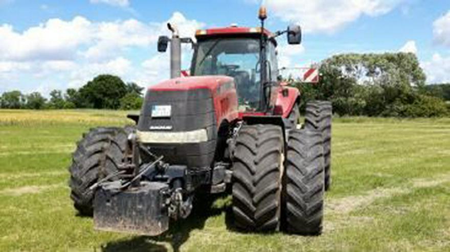 Bild 2: Exklusives Erlebnis: Traktor fahren
