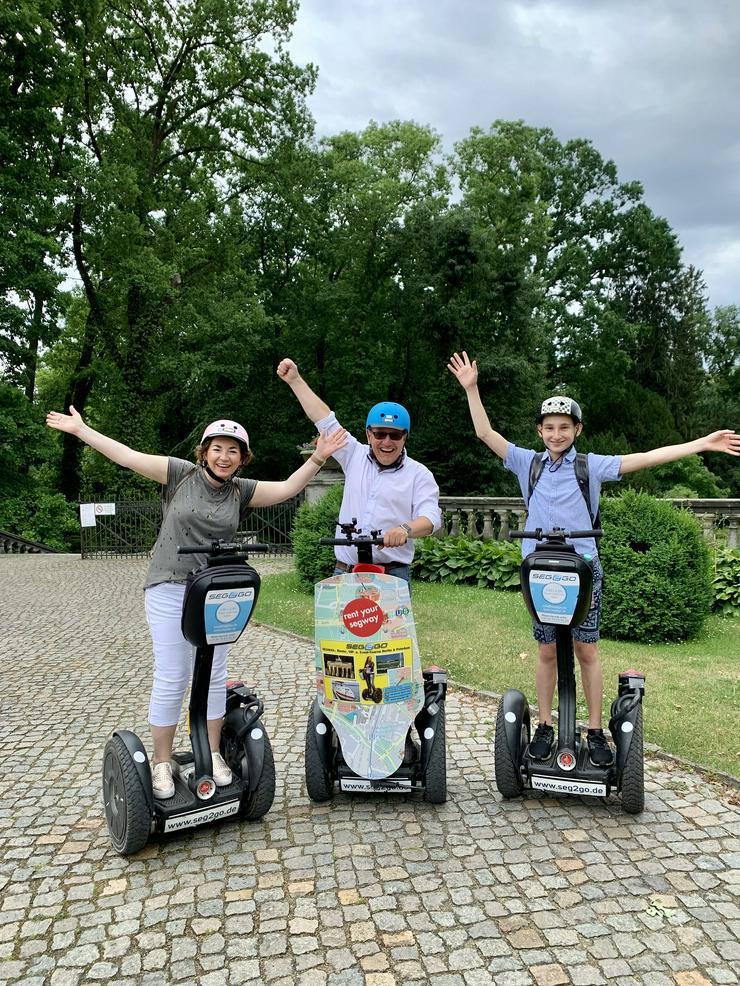 Segway Touren Berlin- Potsdam - Sport, Outdoor & Tanz - Bild 1