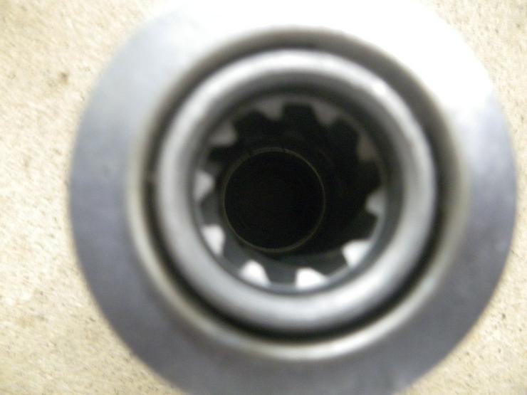 Bild 4: BOSCH  Getriebe mit Ritzel 2 006 209 332