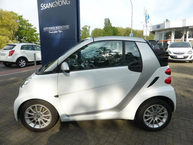 Bild 3: SMART smart fortwo cabrio softouch passion micro hybrid drive