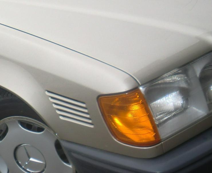 Original Mercedes-Benz W124 Blinker re. Hella