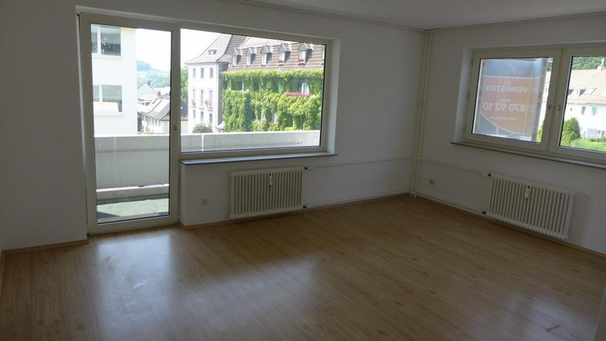 Helle 2-Zimmer Wohnung am Rott (Barmen) mit großem Balkon