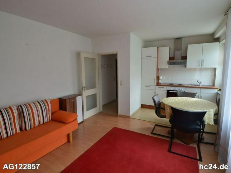 Möbliertes 1- Zimmerapartment in Lörrach-Hauingen, befristet - Wohnen auf Zeit - Bild 1